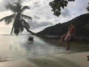 Seychely 2017 - svatební cesta 3
