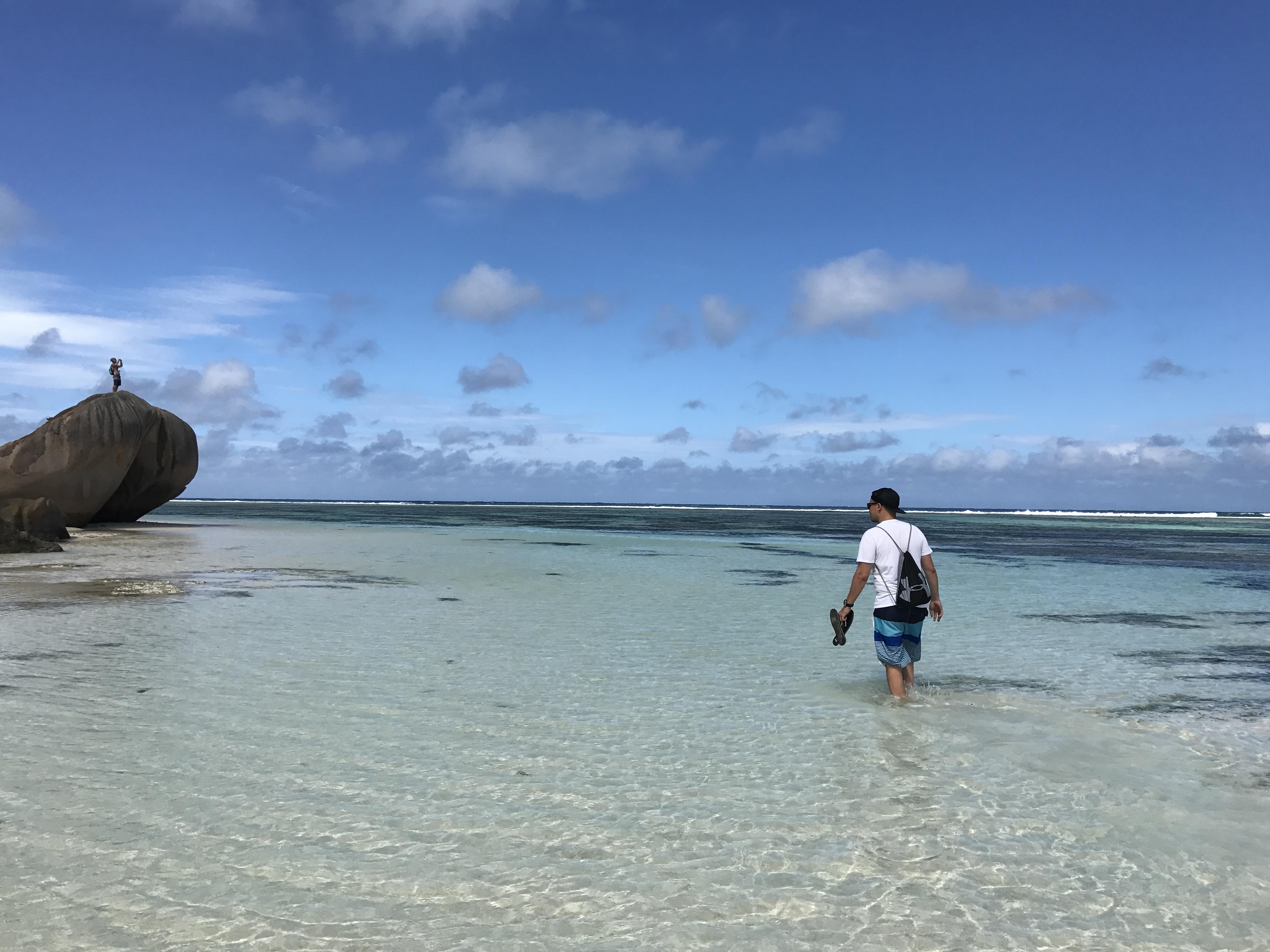 Seychely 2017 – svatební cesta
