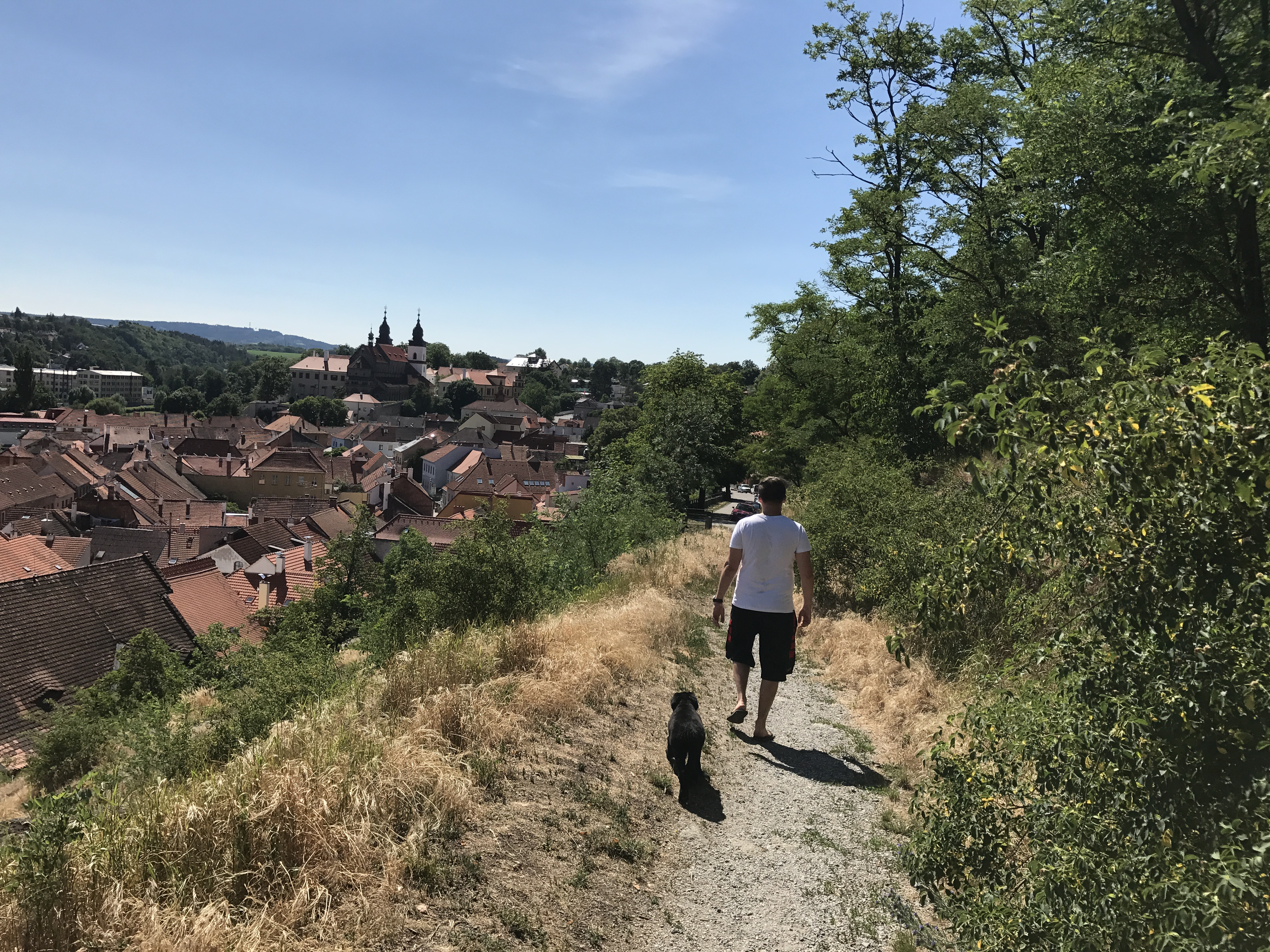 Výlet do Třebíče a Znojma