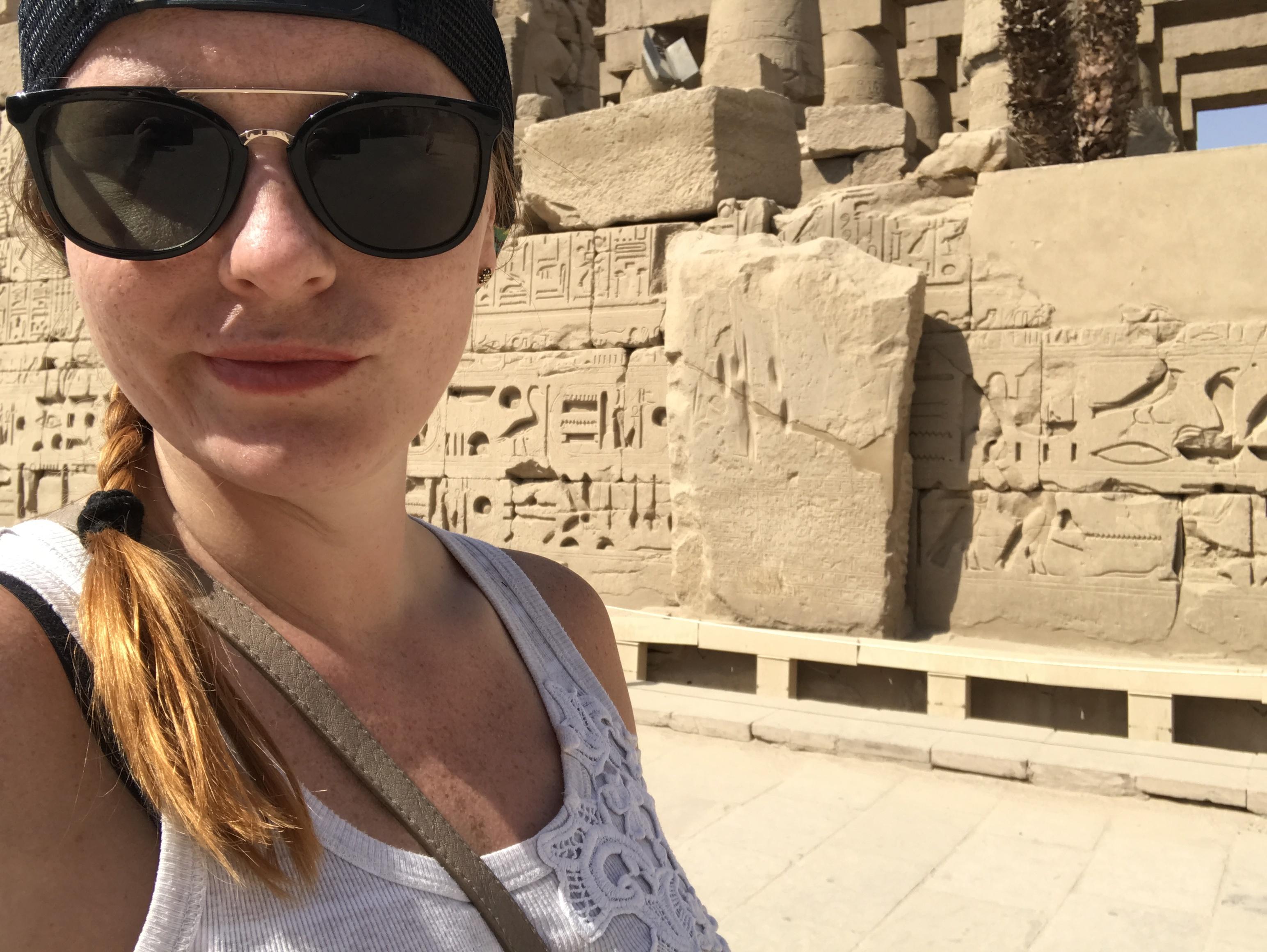 Egypt opalovačka nebo turistika?