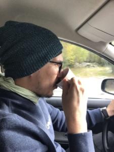 Rjukan - auto nemáme, nemoc vypotíme 4