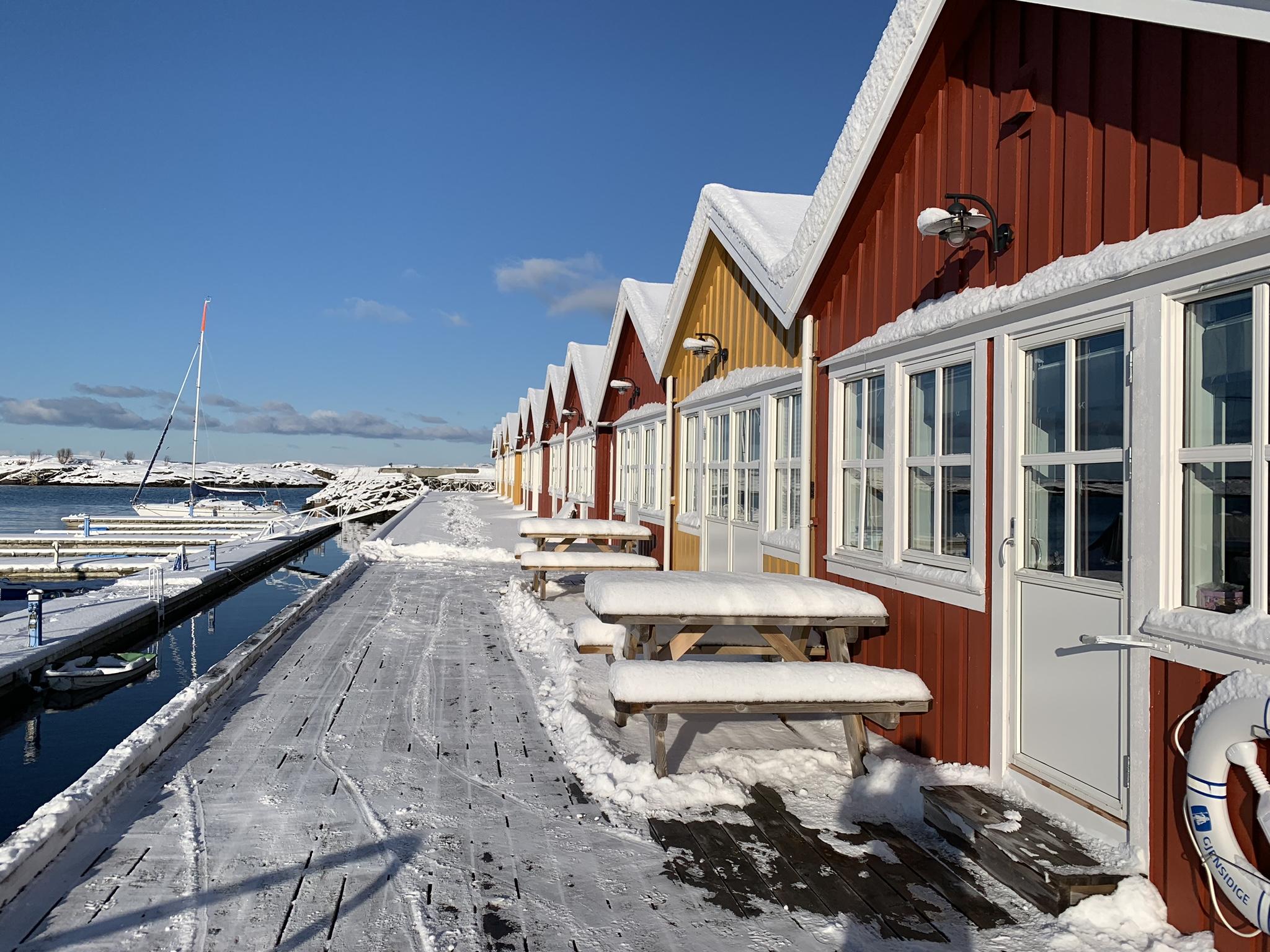 Cesta za polární září do Bodø