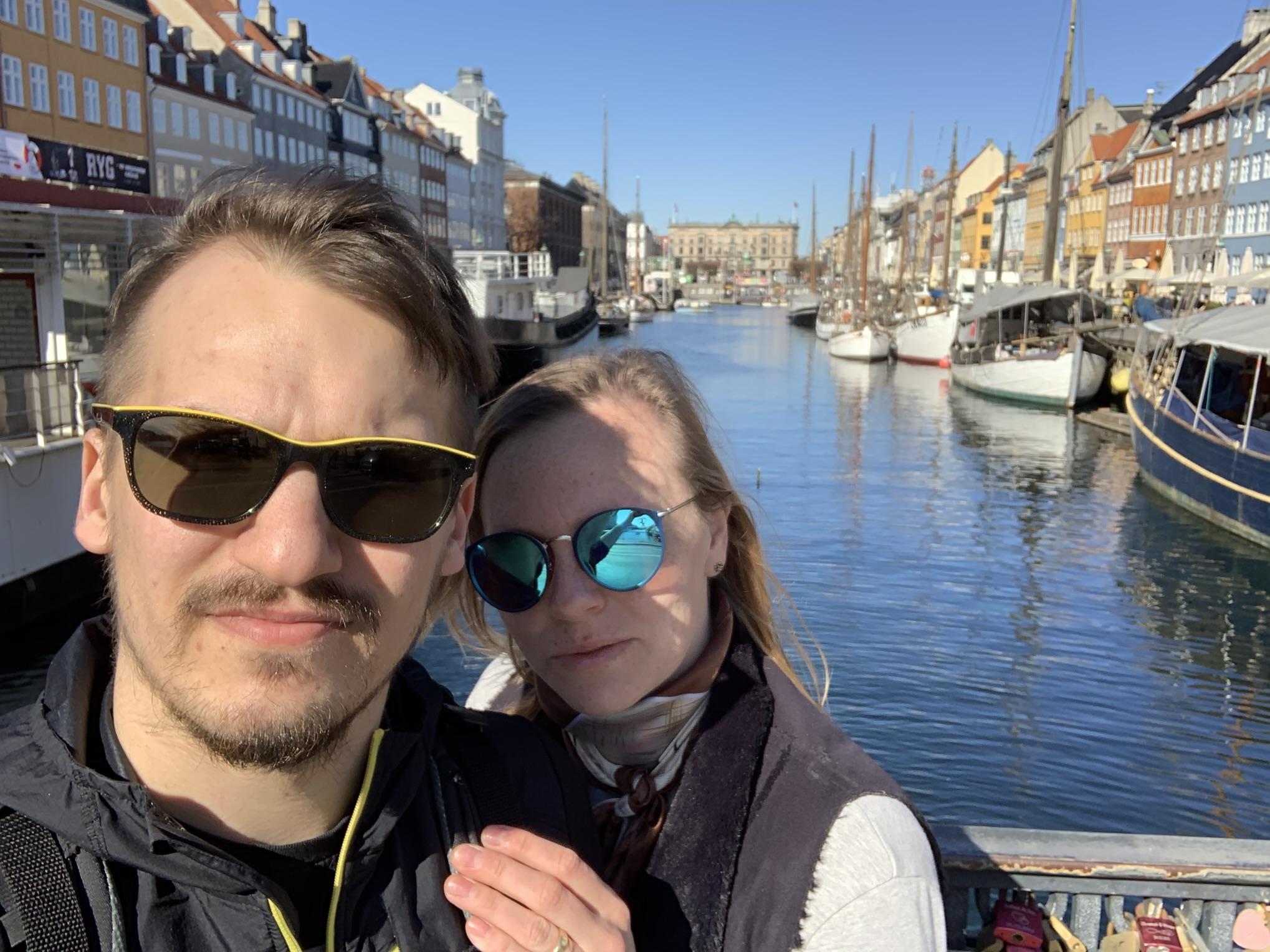 Výletní lodí z Osla do Kodaně