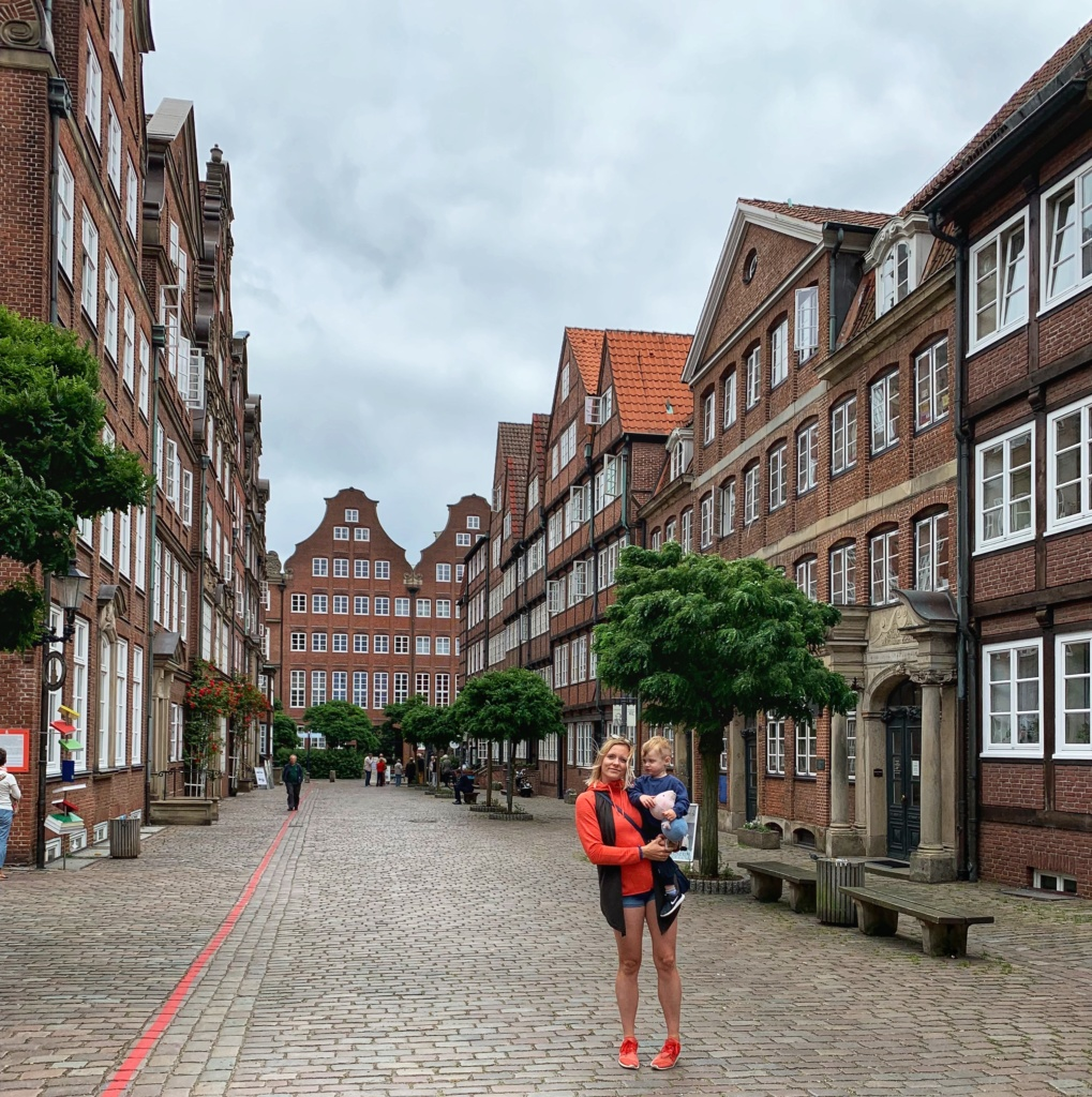 Hamburg - on the way to Cruadalach concert 10