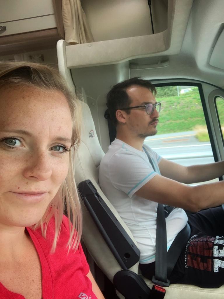 Putování karavanem středním Norskem 4