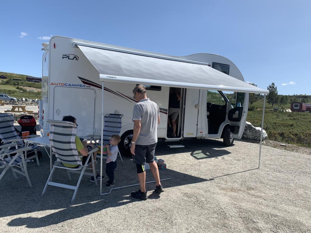 Putování karavanem středním Norskem 9