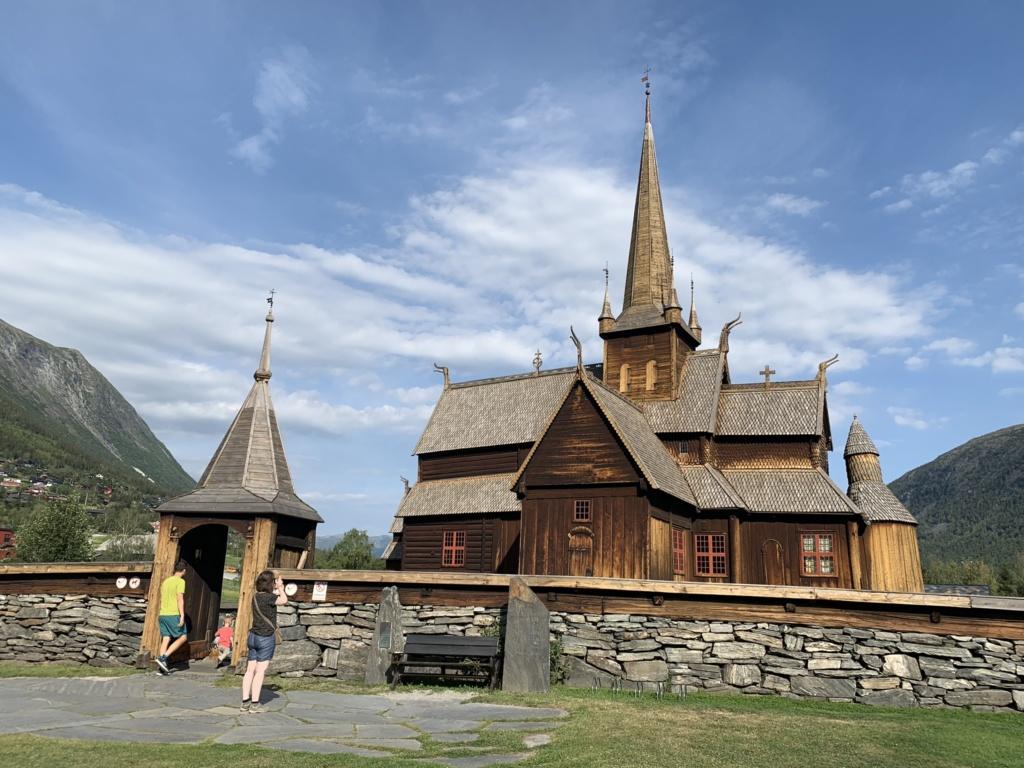 Putování karavanem středním Norskem 10