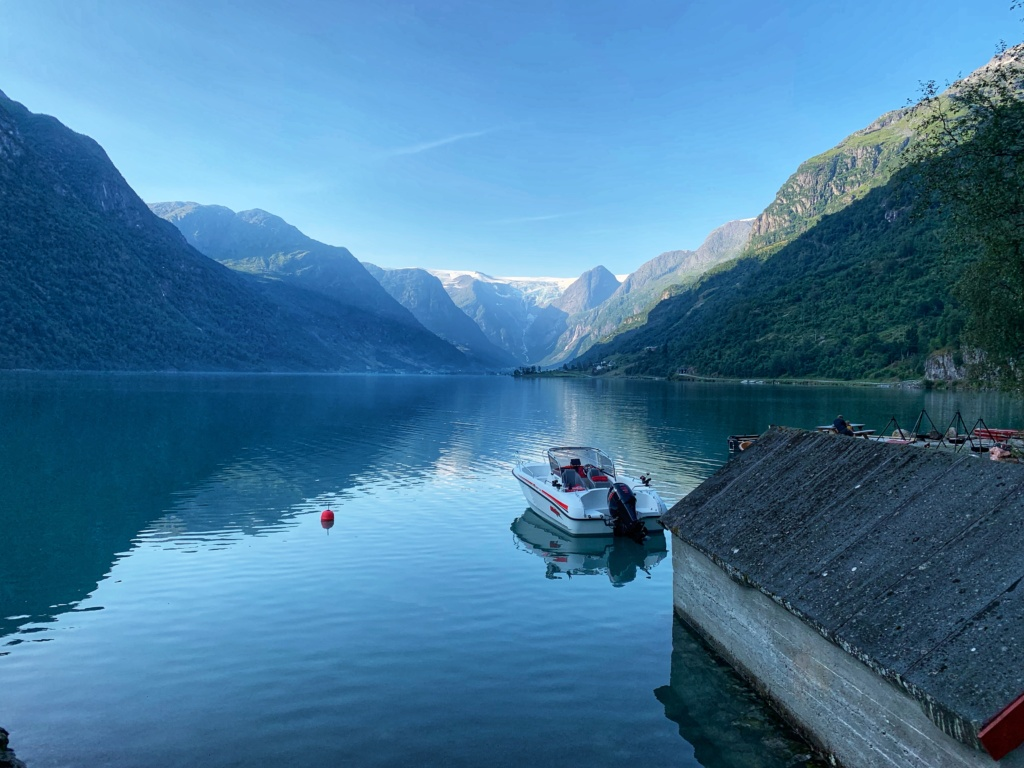 Putování karavanem středním Norskem 29