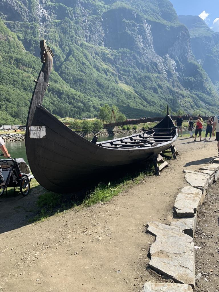 Putování karavanem středním Norskem 36