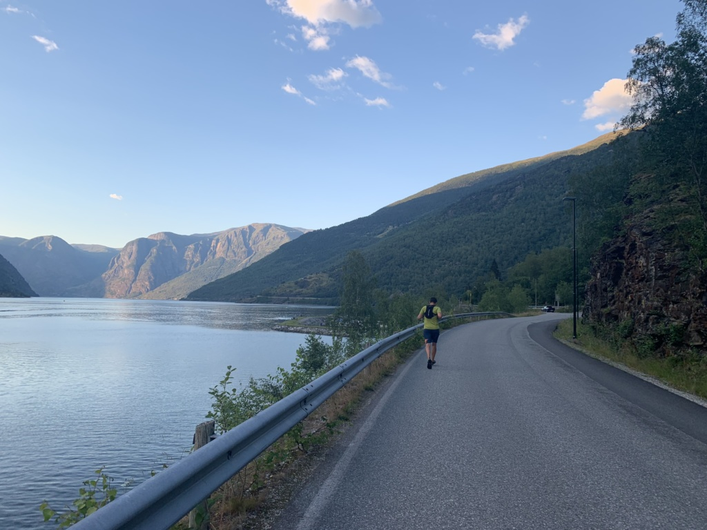 Putování karavanem středním Norskem 42