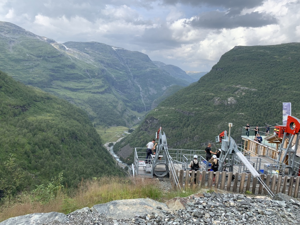 Putování karavanem středním Norskem 51