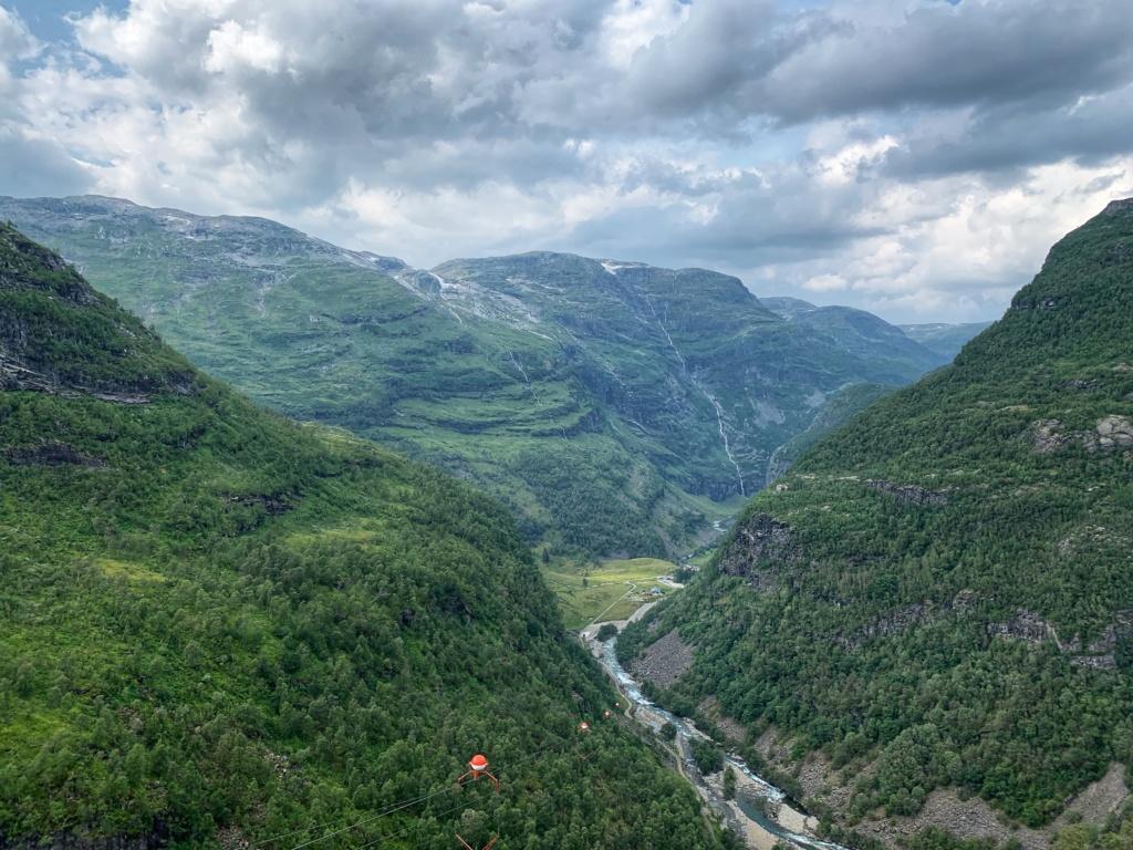 Putování karavanem středním Norskem 52