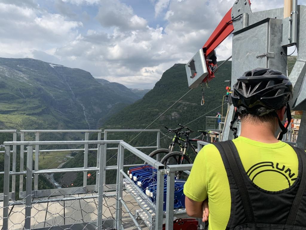 Putování karavanem středním Norskem 50