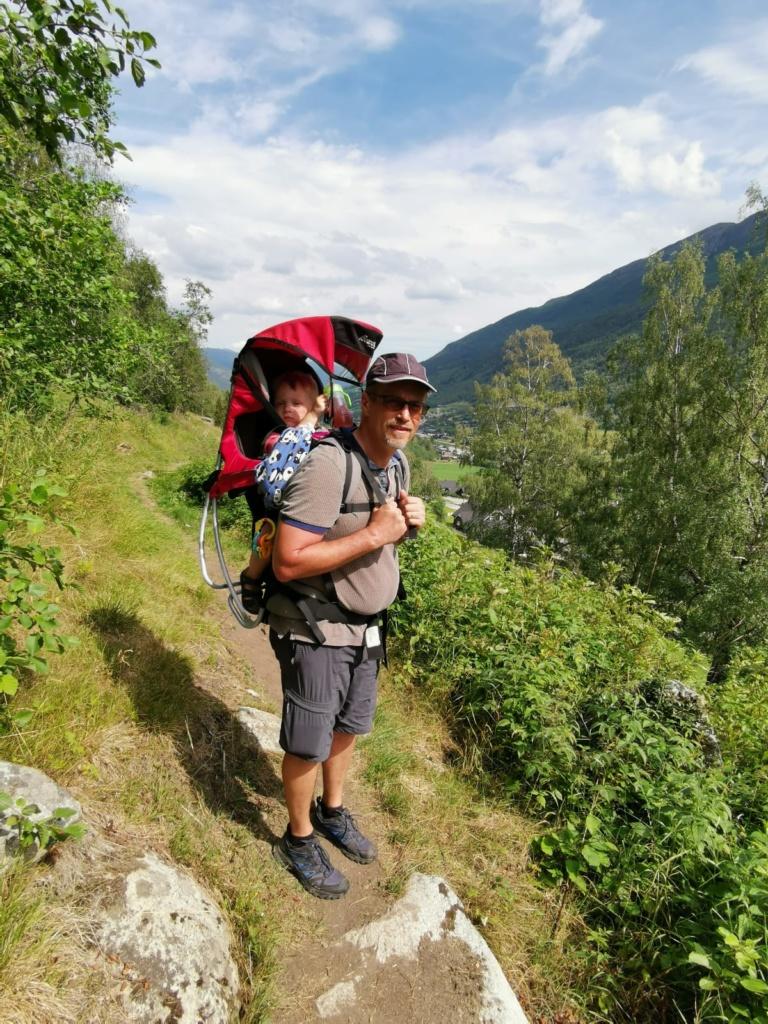 Putování karavanem středním Norskem 15