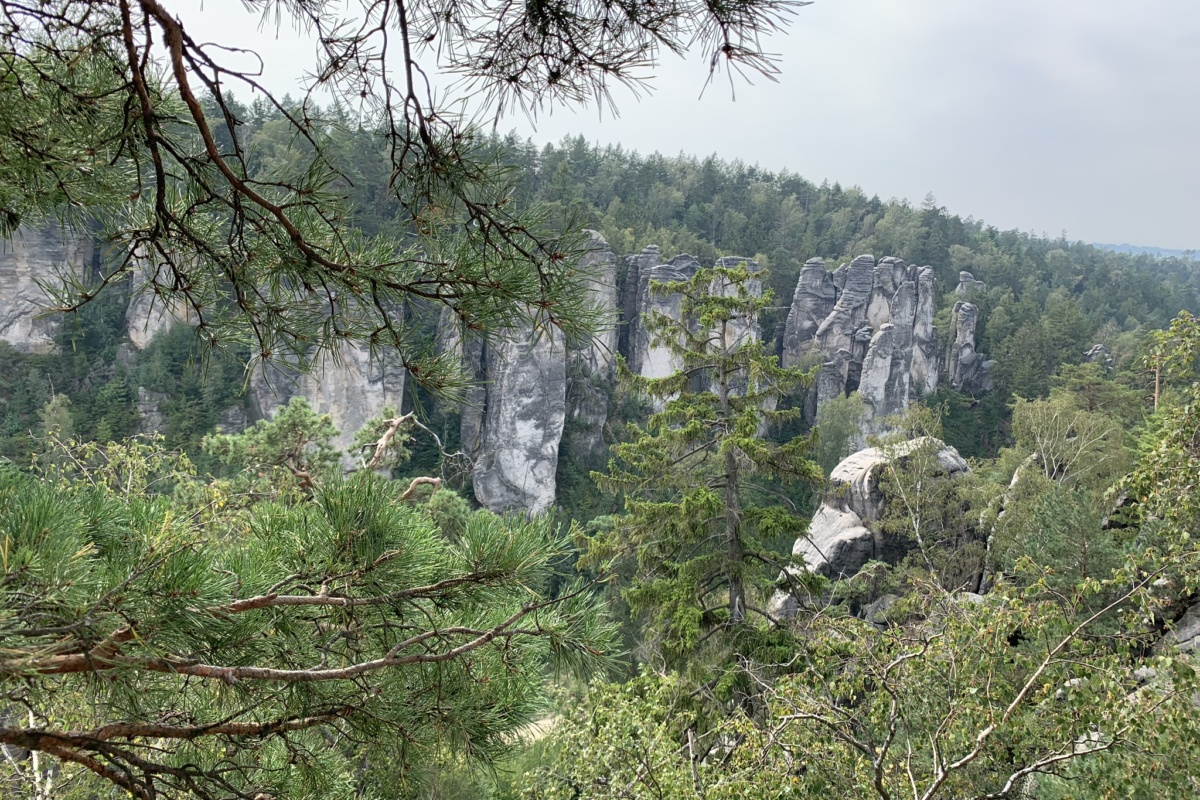 One day trip to Bohemian paradise