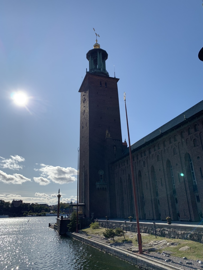 To the Stockholm, Goteborg and back to Oslo by train 4