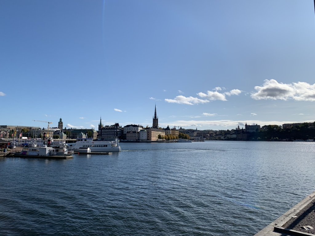To the Stockholm, Goteborg and back to Oslo by train 7