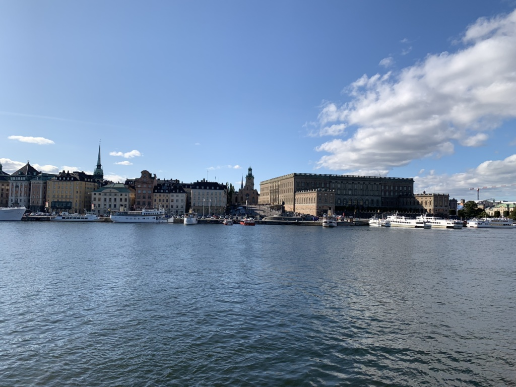 To the Stockholm, Goteborg and back to Oslo by train 11