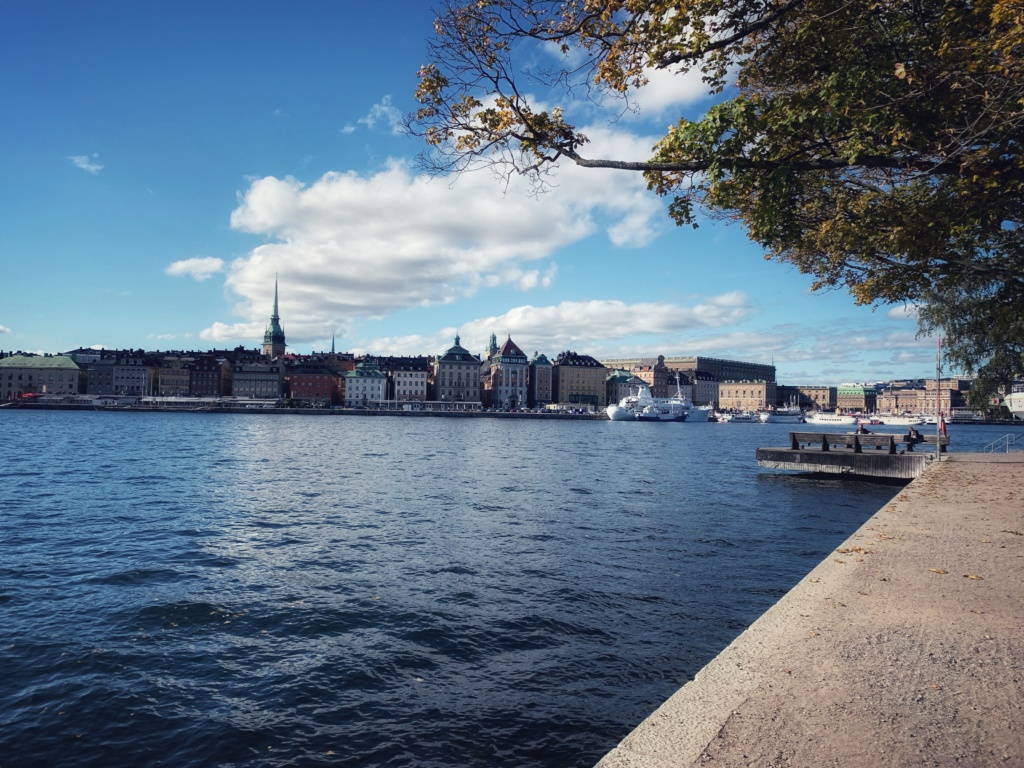 To the Stockholm, Goteborg and back to Oslo by train 12