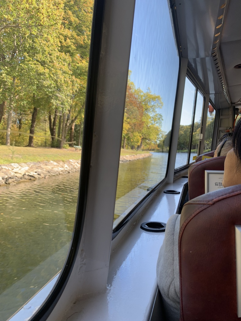 To the Stockholm, Goteborg and back to Oslo by train 31
