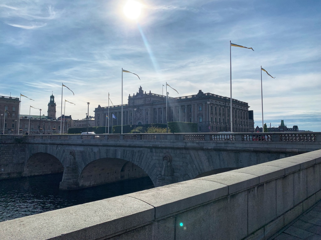 To the Stockholm, Goteborg and back to Oslo by train 38