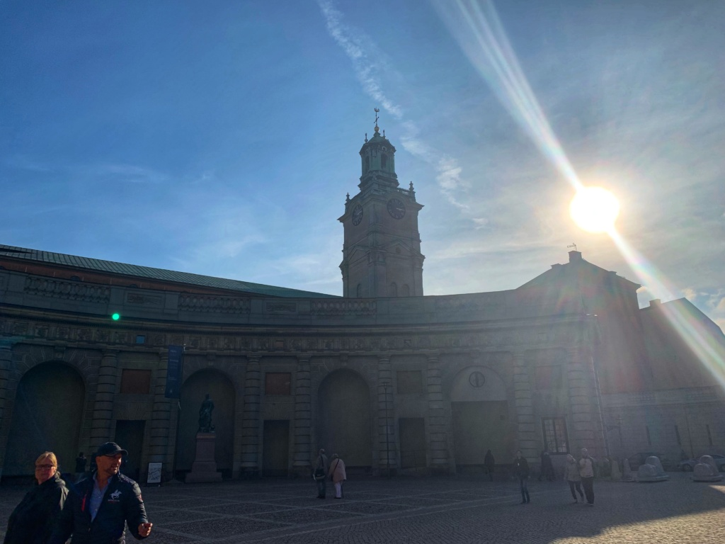 To the Stockholm, Goteborg and back to Oslo by train 37