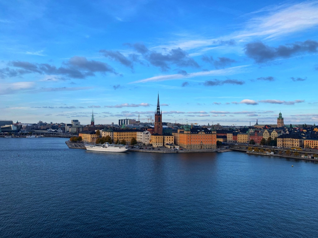 To the Stockholm, Goteborg and back to Oslo by train 41