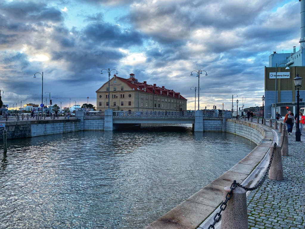 To the Stockholm, Goteborg and back to Oslo by train 71
