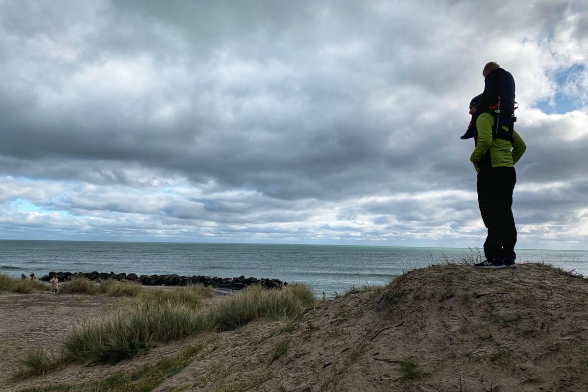 Po dánských dunách