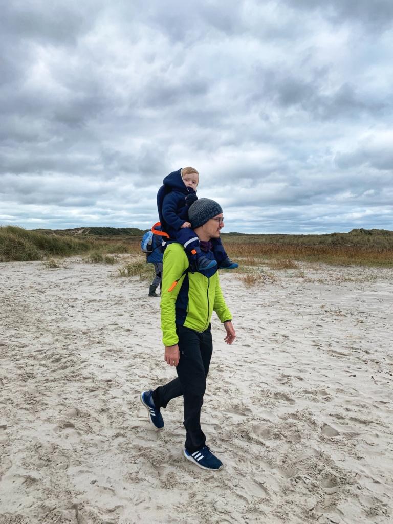Po dánských dunách 17
