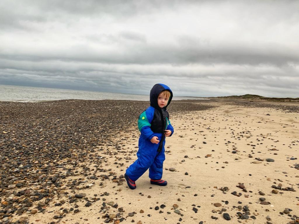 Po dánských dunách 30