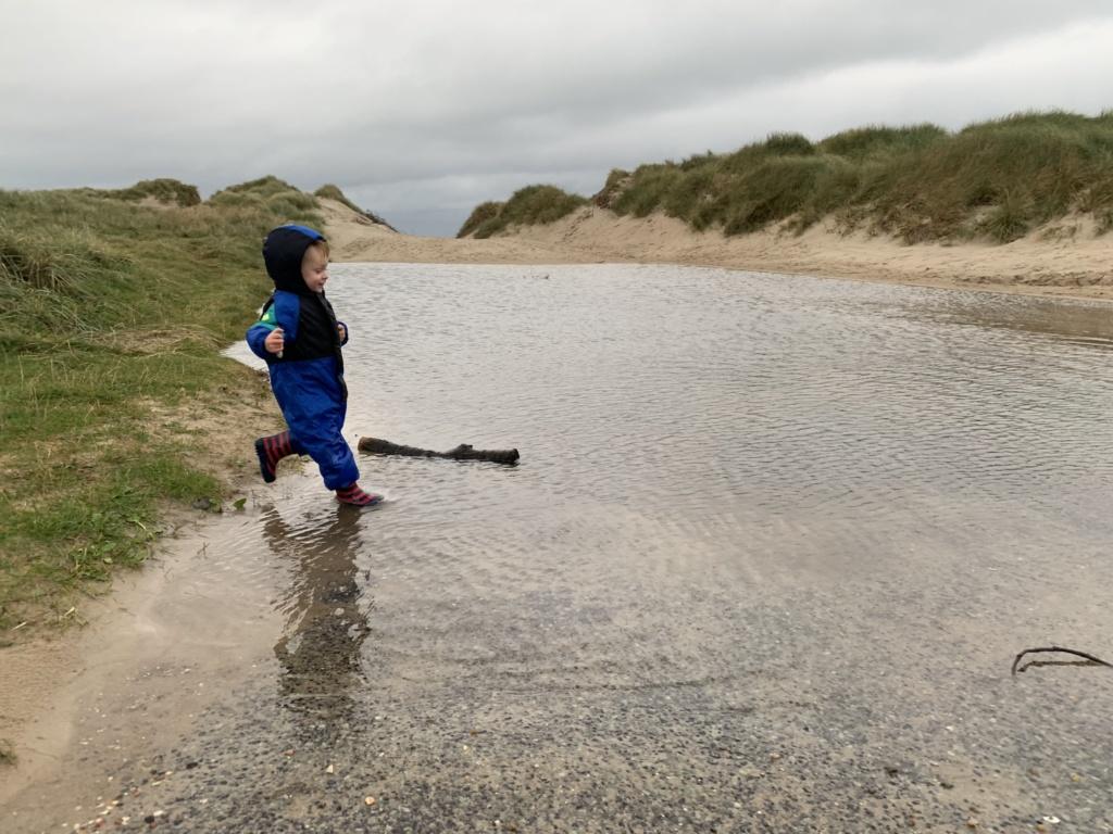 Po dánských dunách 31
