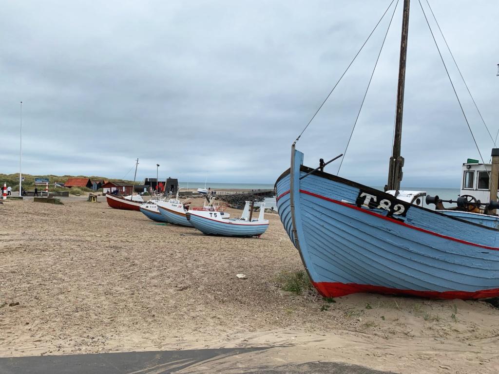 Po dánských dunách 32
