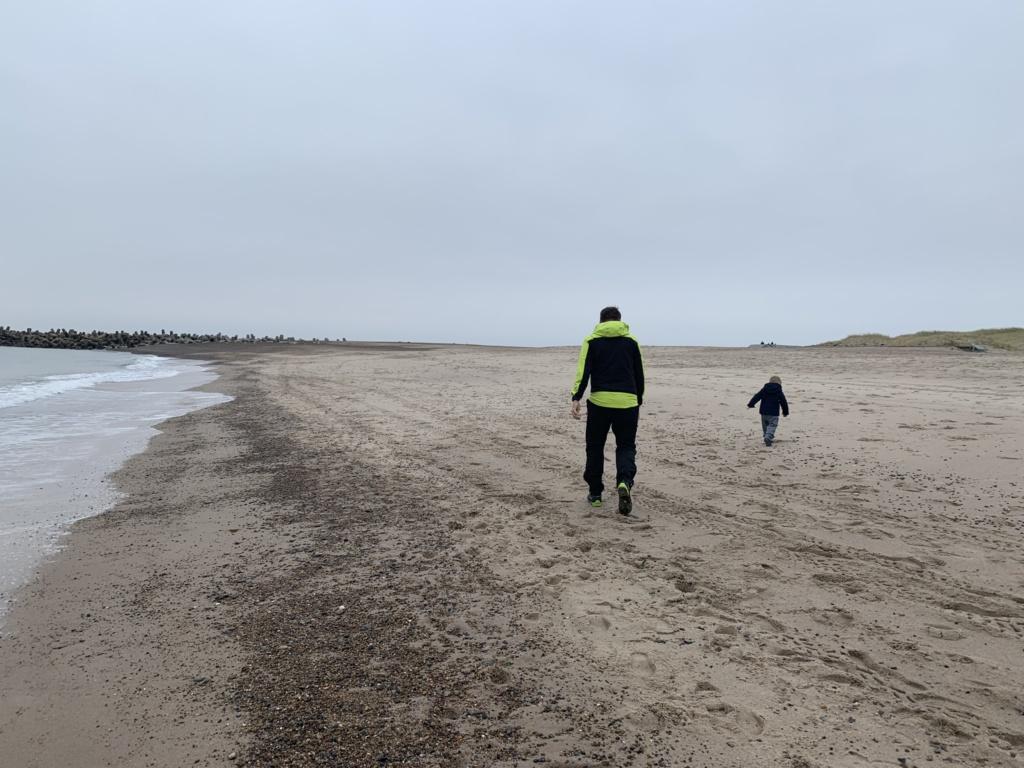 Po dánských dunách 40