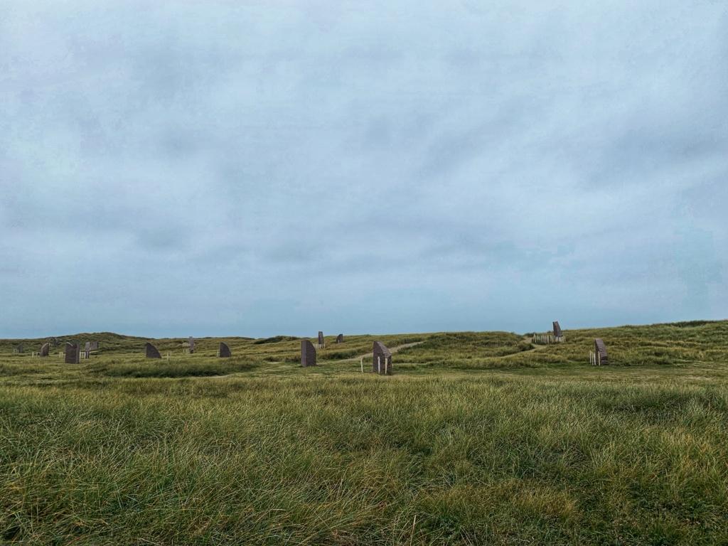 Po dánských dunách 38