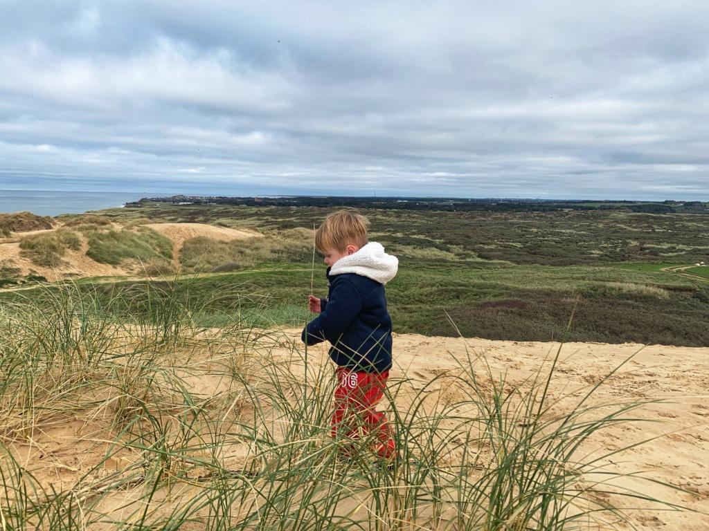 Po dánských dunách 124