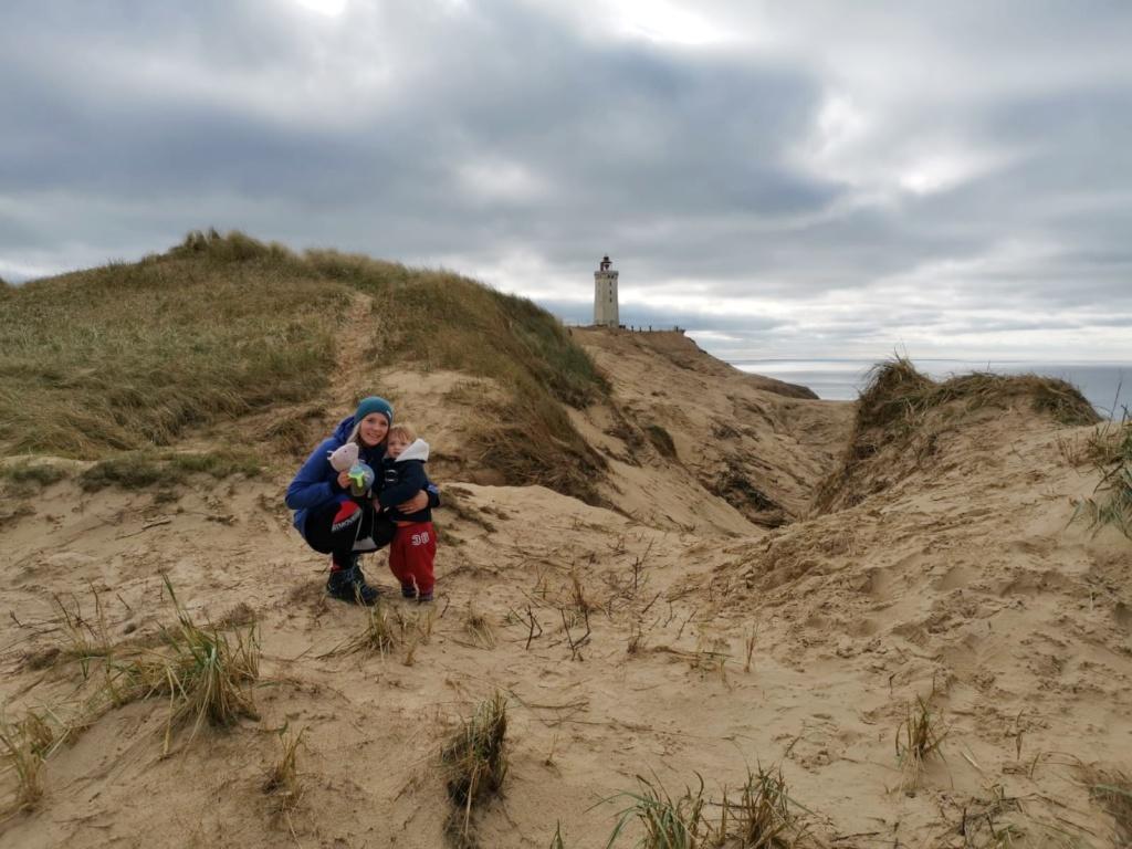 Po dánských dunách 125