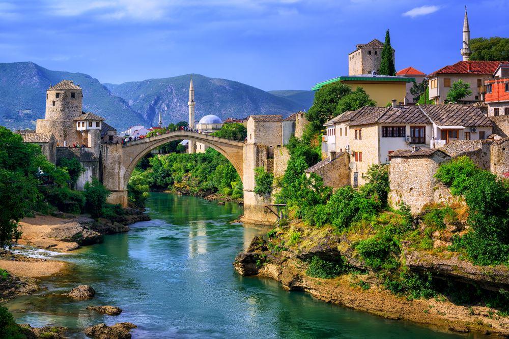 Itinerář Bosna a Hercegovina, Černá Hora a Chorvatsko