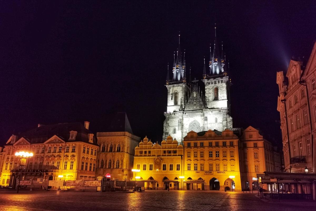 Praha jak ji neznáme