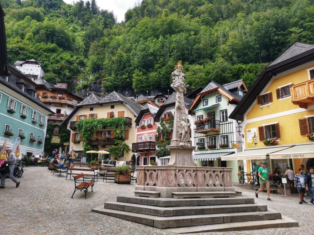 První cyklo dovolená k rakouským jezerům 10