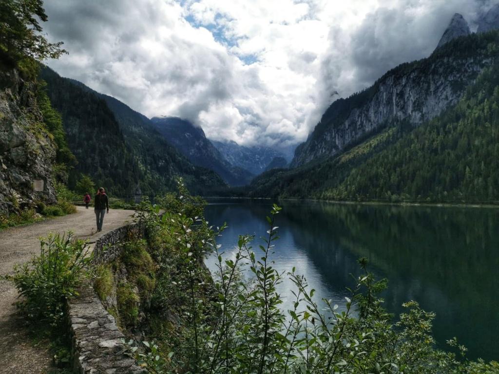První cyklo dovolená k rakouským jezerům 20