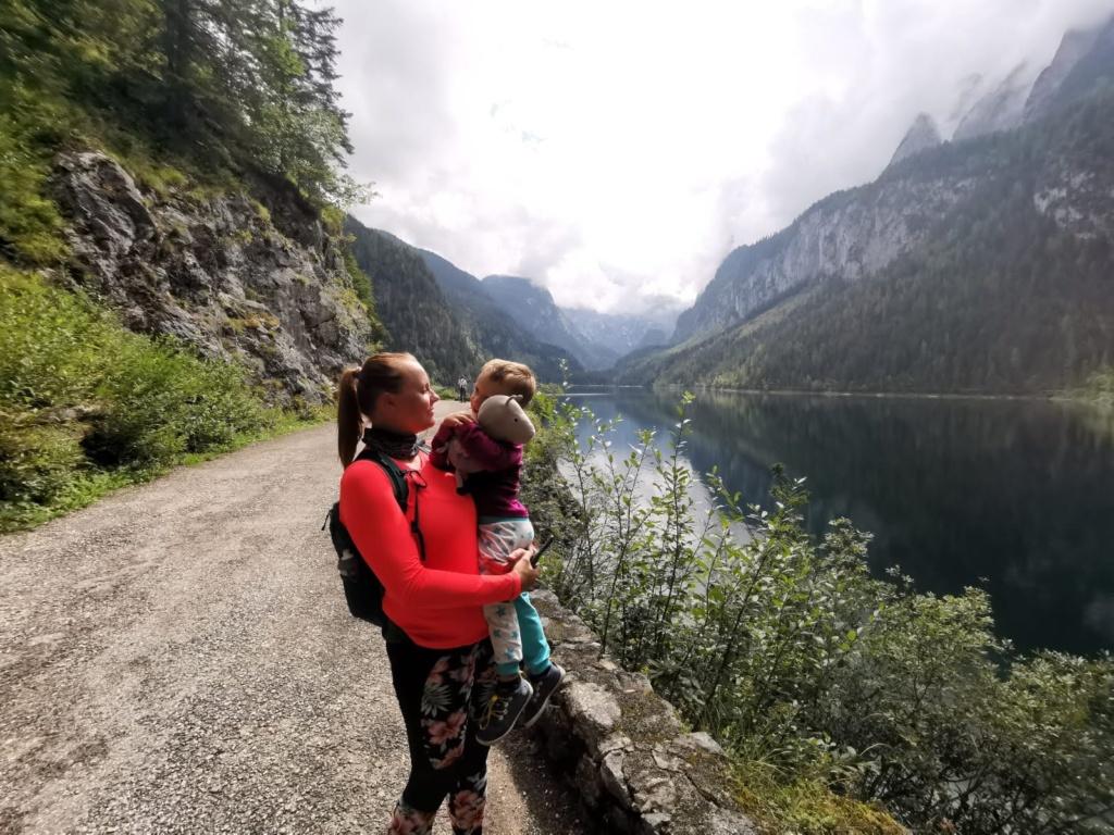 První cyklo dovolená k rakouským jezerům 16