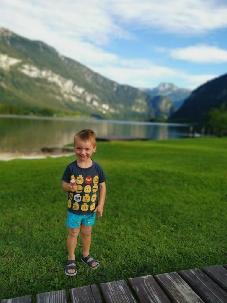 První cyklo dovolená k rakouským jezerům 21