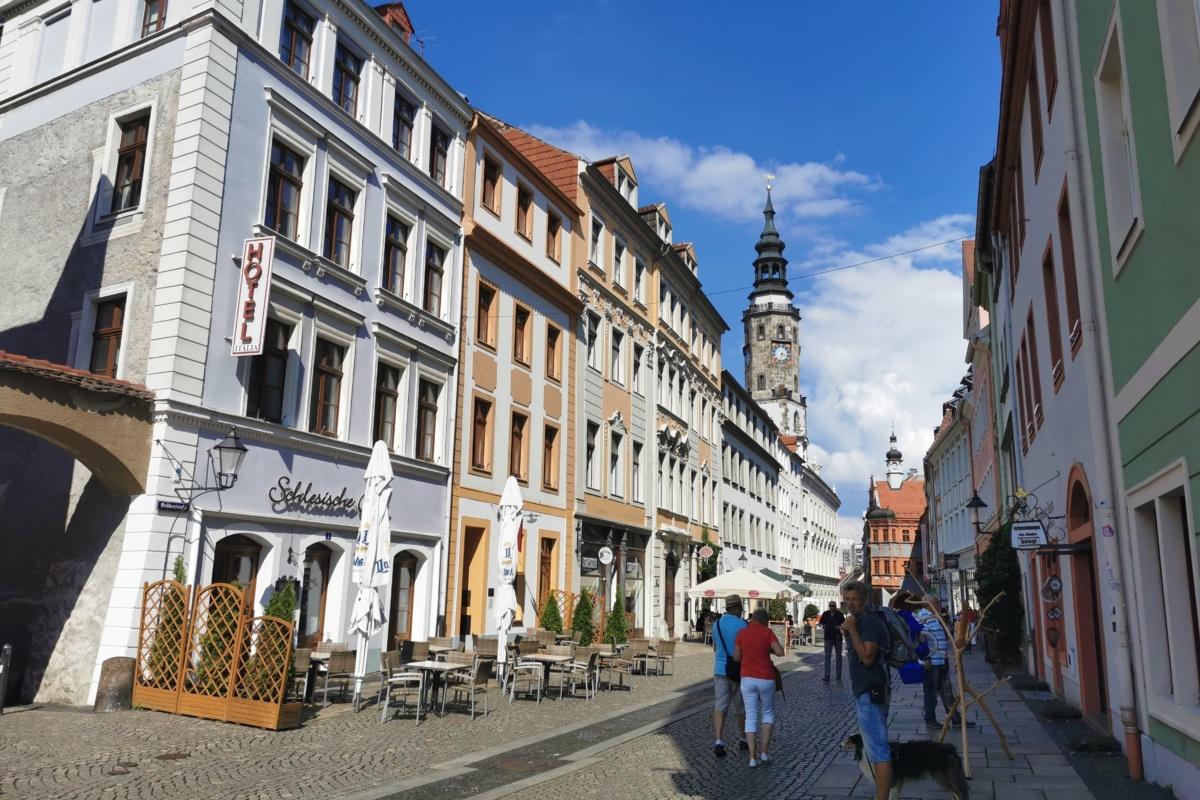 Görlitz a Berdorfersee