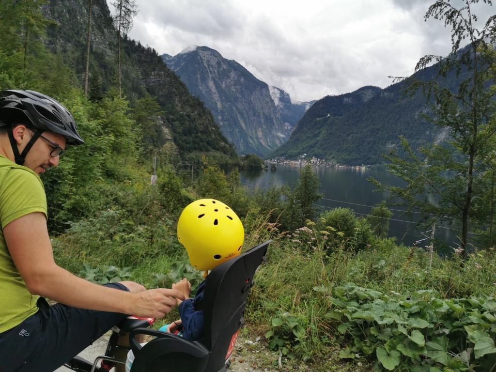 První cyklo dovolená k rakouským jezerům 7