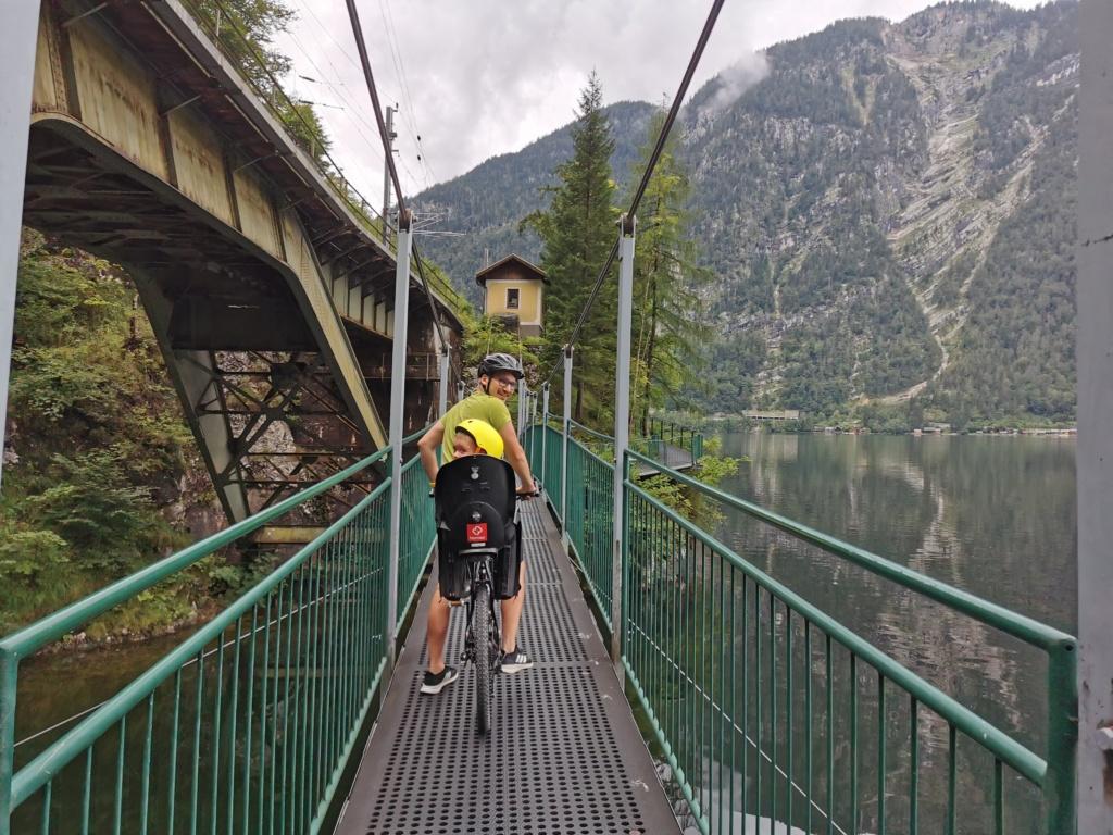 První cyklo dovolená k rakouským jezerům 8