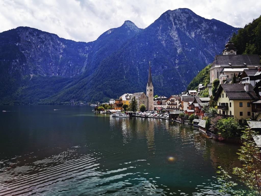První cyklo dovolená k rakouským jezerům 9