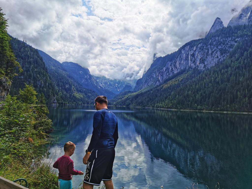 První cyklo dovolená k rakouským jezerům 14
