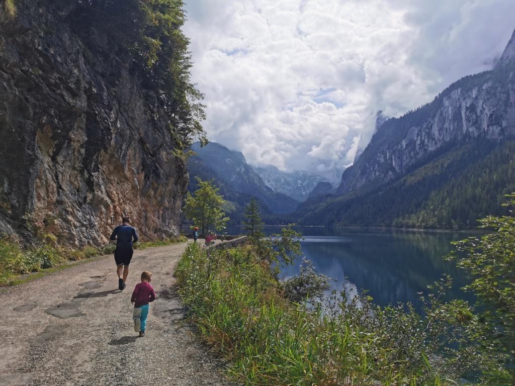 První cyklo dovolená k rakouským jezerům 18