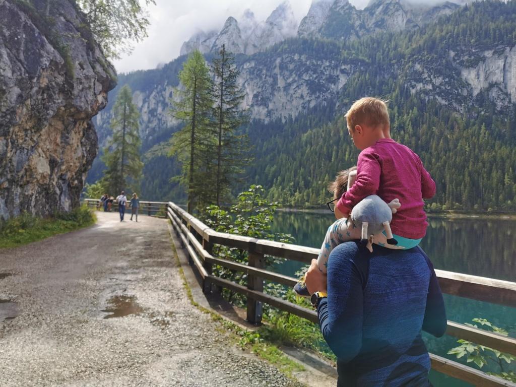 První cyklo dovolená k rakouským jezerům 17